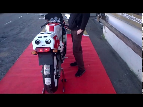 'Yamaha TZR 250 3MA'. (CLASIC BIKE OBSESIÓN)