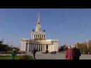 Золотая Осень в Золотом Храме эпохи ВДНХ 4К