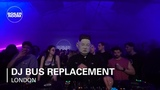 DJ Bus Replacement Service Boiler Room London Warehouse Party