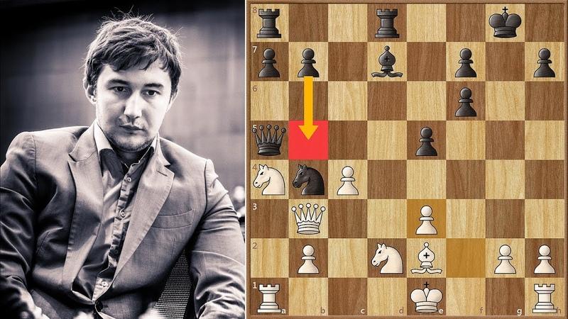 Who Surprised Who Here || Karjakin vs Anand || Gashimov Memorial (2019)