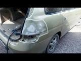 Небольшой кузовной ремонт Toyota Gaia