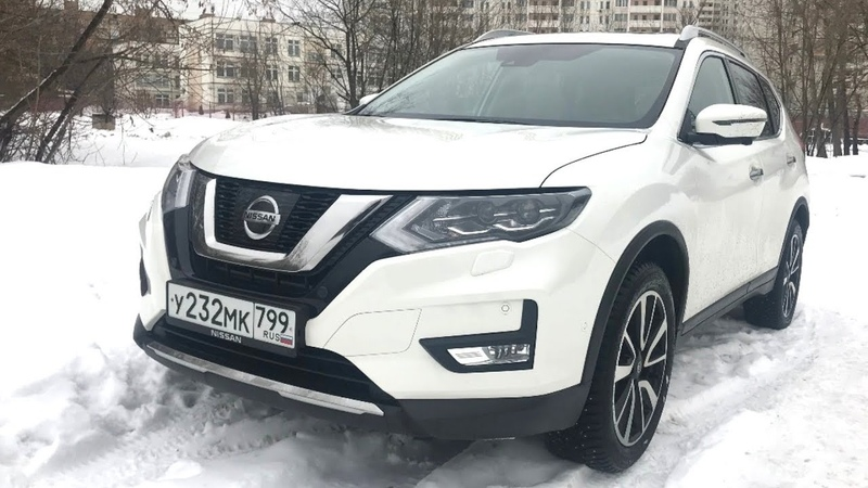 Взял Nissan X Trail новое лучше прежнего