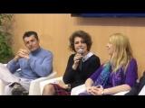 Фанни Ардан Fanny Ardant - Парижский книжный салон (17 марта 2018)