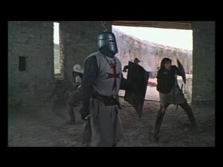 Музыкальный фрагмент из фильма -Баллада о Доблестном рыцаре Айвенго, 1982 ( Владимир Высоцкий - Книжные дети)