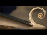 Fibonacci Spiral Shaving - Paul Sellers