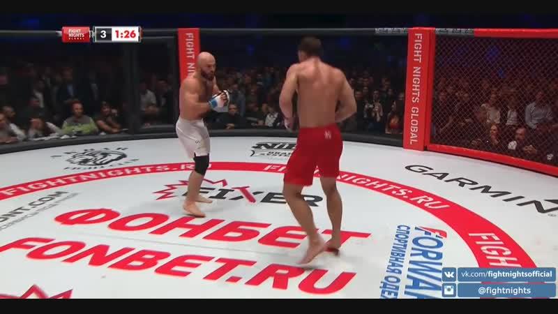 Магомед Исмаилов vs Владимир Минеев _ Magomed Ismailov vs. Vladimir Mineev