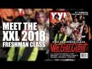 XXL 2018 Freshman Class Revealed - Official Announcement