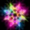 Rainbow star kaleidoscope | psy trance || радуга звезда калейдоскоп | пси транс