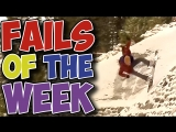 Best Fails of the Week - Snowboarding my Face (February #22018)