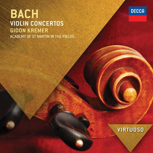 Johann Sebastian Bach альбом Bach: Violin Concertos, Oboe Concerto