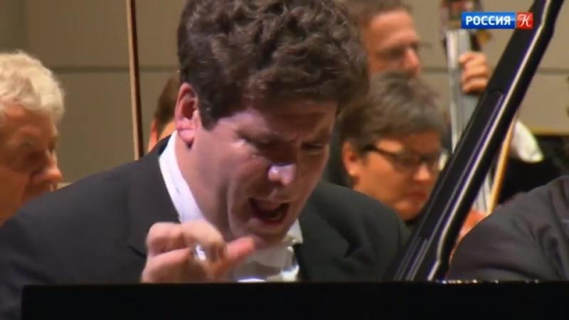 Гастроли Дениса Мацуева, оркестра Штаатскапеллы Дрездена и маэстро Тилемана