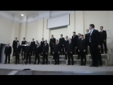 Мужской хор Карелии -