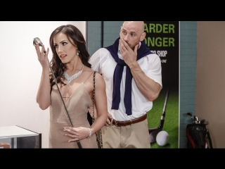 Jennifer white - pounded at the pro shop (brunette, natural tits, piercing, small ass, work fantasies)
