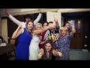 Иван и Екатерина Клип со съемки свадебного банкета Видео Влад Кадровский 89128999169