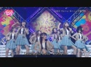 Morning Musume 18 ♪ LOVE Machine updated MBS All Thats Music 29/12/2018