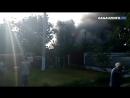 В Конгазе сгорел дом настоятеля местной церкви mp4
