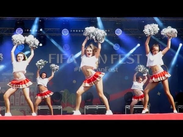 Fifa Fun Fest - Cheerleading weekend