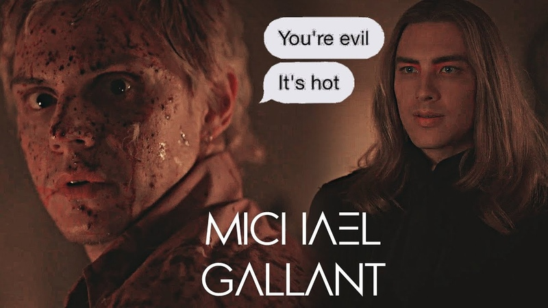 ✖️you picked a dance with the devil and you love him now✖️ | michael langdon mr. gallant