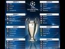 Жеребьевка Лиги Чемпионов IFBG