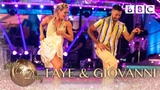 Faye Tozer &amp Giovanni Pernice Jive to 'Reet Petite' by Jackie Wilson - BBC Strictly 2018