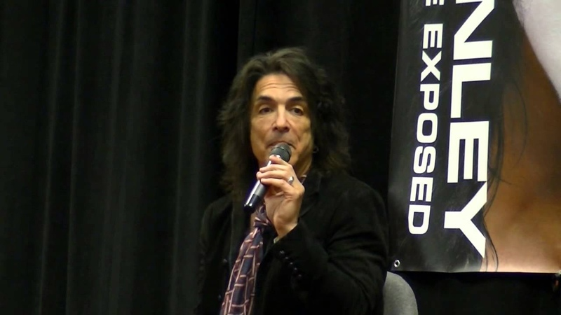 Entire Paul Stanley Indianapolis Expo Q and A 2014