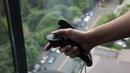 Knuckles EV2: Test Button Reach
