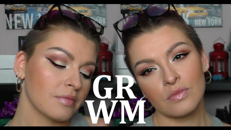 GRWM Refreshed Neutral Look Eyeliner