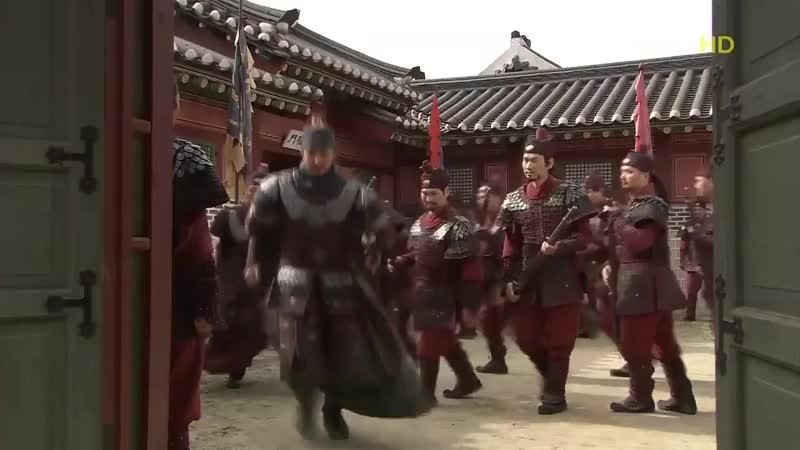 (75 серия) Ли Сан - Король Чончжо Yi San - King Jeong Jo 이산-정조대왕 李祘-正祖大王 李算