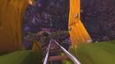 Darkmoon Roller Coaster On Ride POV - World of Warcraft