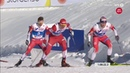 🇳🇴 Sjur Røthe vs 🇷🇺 Bolshunov vs 🇳🇴 Sundby - SUPER FINISH of Men's Skiathlon - VM Seefeld 2019