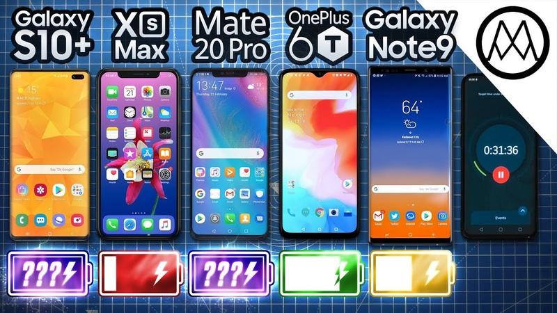 Oneplus 6 Vs Iphone Xs Max Geschwindigkeit