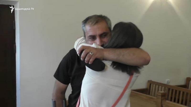 «Միայնակ գայլի» եղբայրը՝ Արարատ Խանդոյանը պայմանական վաղաժամկետ ազատ արձակվեց