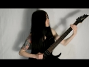 Deicide Once Upon The Cross guitar cover