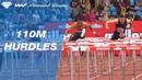 Orlando Ortega 13 08 Wins Men's 110m Hurdles IAAF Diamond League Birmingham 2018