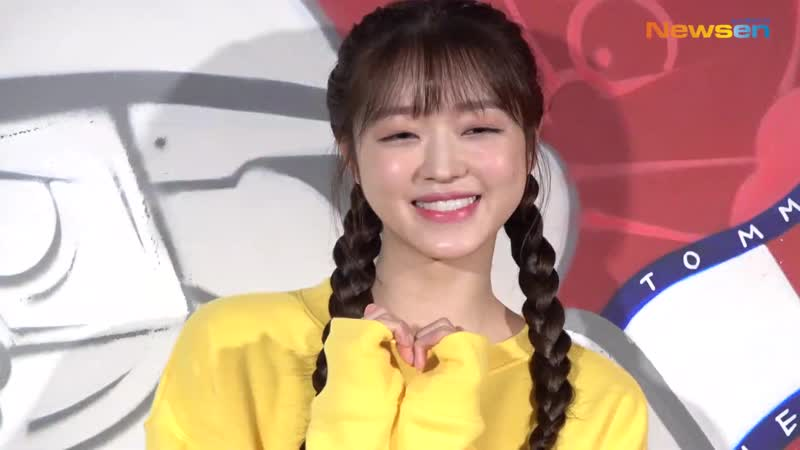 · Press-Media · 190425 · OH MY GIRL (YooA) · Tommy Jeans Seoul Opening Event ·