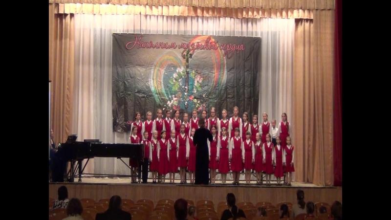 VII областной фестиваль хоровой и вокальной музыки Наполним музыкой сердца (25.04.2018)