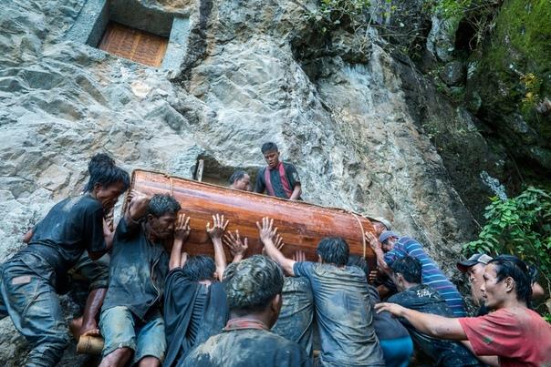 Воссоединение живых и мертвых