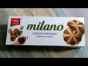Parle Platina Milano choco Hazelnut centre filled cookies