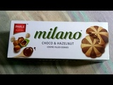 Parle Platina Milano choco &amp Hazelnut centre filled cookies
