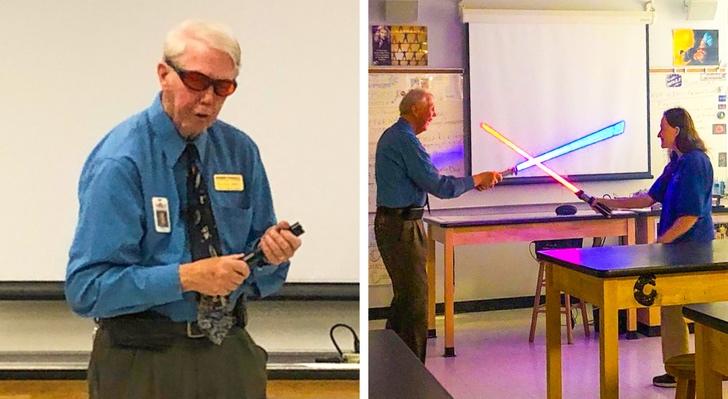 Мой 85-летний учитель �