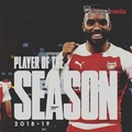 Arsenal Official on Instagram P L A Y E R O F T H E S E A S O N