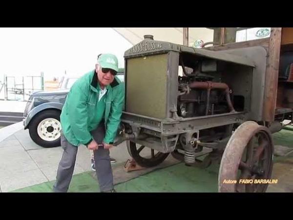 Raduno Camion e Autobus d'epoca