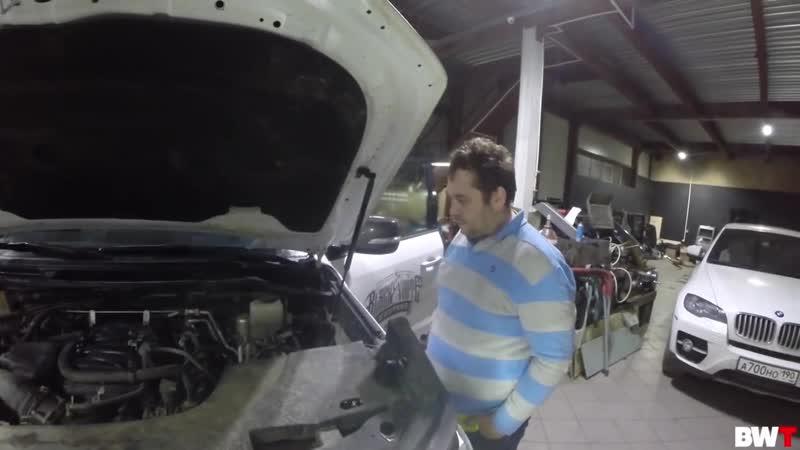 Lexus LX570 СМЕРТЬ МОТОРА ЧАСТЬ 2 РЕМОНТ ИЛИ ЗАМЕНА