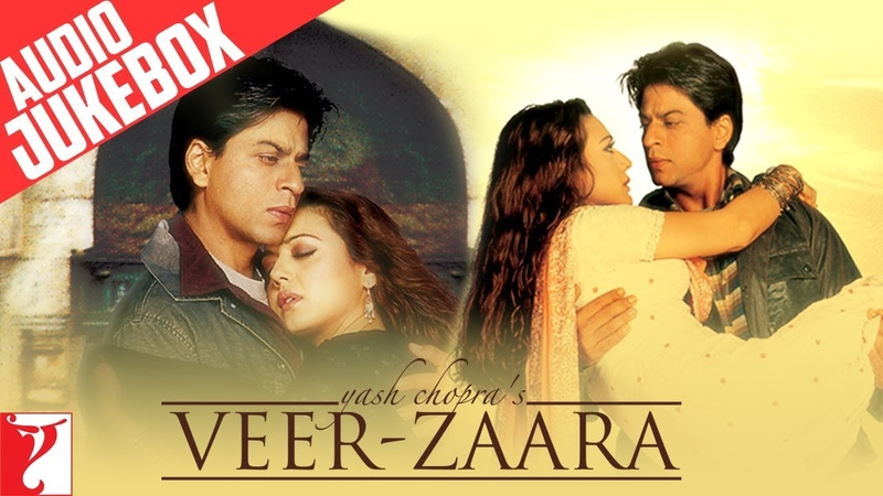 Veer-Zaara Audio Jukebox   Late Madan Mohan   Shah Rukh Khan   Preity Zinta
