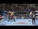Atsushi Aoki Yusuke Okada vs Ishikiri Koji Iwamoto AJPW Champion Carnival 2018 Day 14