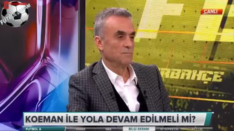 FENERBAHÇE Futbol A ¦ Koeman, Ali Koç, Valbuena, Comolli Yorumları 14 Kasım 2018