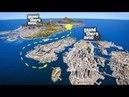 Как попасть из GTA 5 в GTA 4! В ГТА 5 добавили реальную карту ГТА 4 Liberty City!