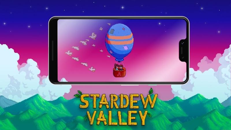 [Норка Орка] Stardew Valley - Mobile Announcement Trailer