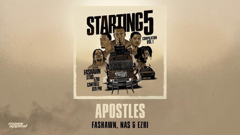Fashawn, Nas, Ezri - Apostles (Audio)