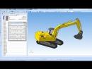 Макрос KS_Manager для управления 3D-моделью через графический интерфейс